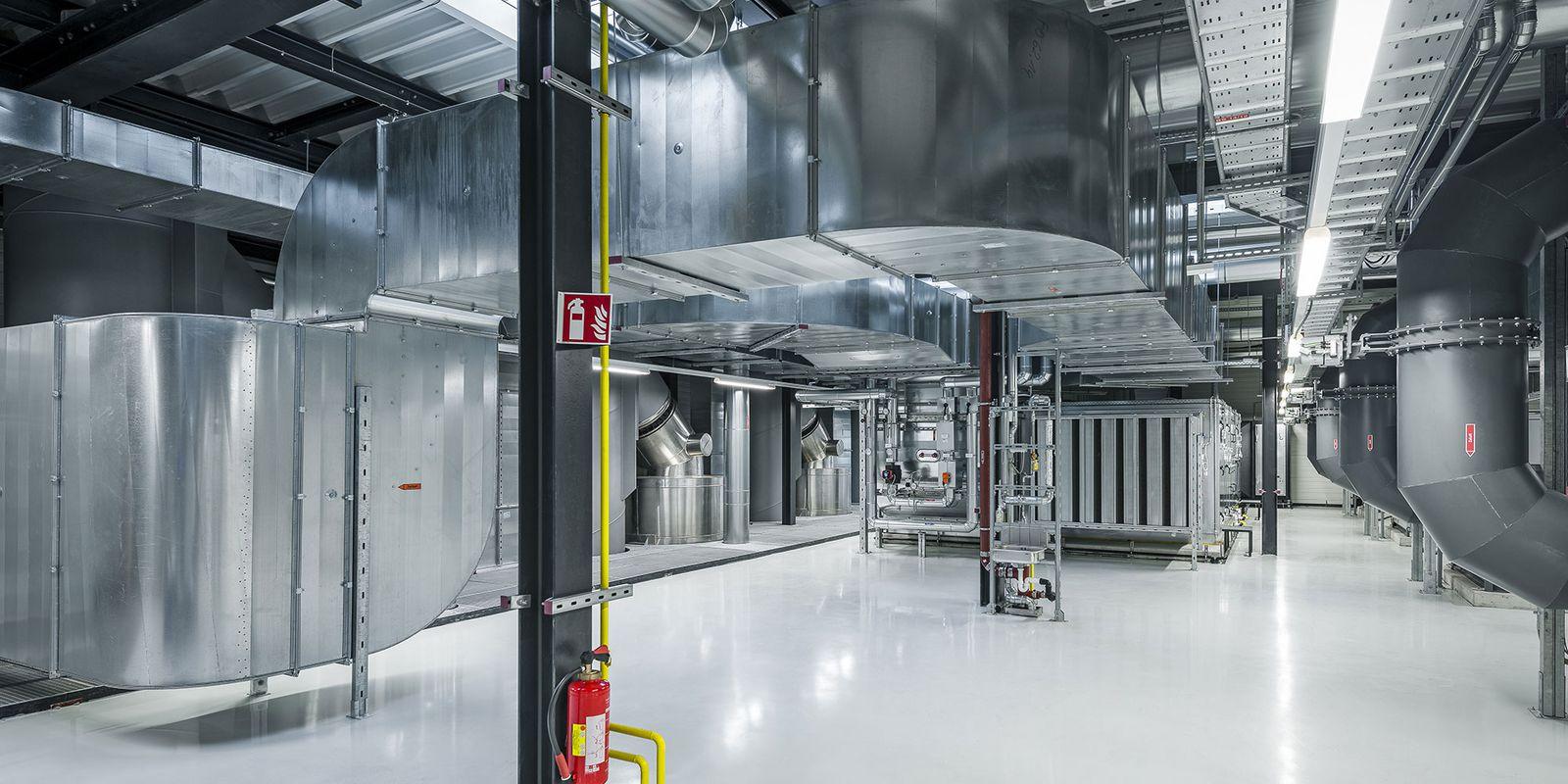 Porsche Energiezentrale , Karl Lausser GmbH